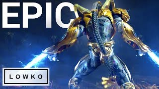 StarCraft 2: EPIC Zerg vs Protoss!