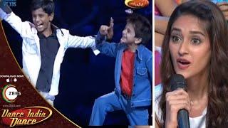 Sachin & Sadwin Imitates SHOLAY JAY-VEERU -   DID L