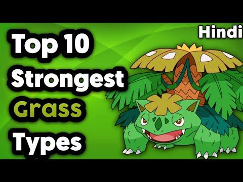 Xxx Mp4 Top 10 Grass Type Pokemon In Hindi 3gp Sex