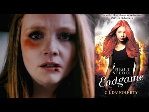 Xxx Mp4 Night School Endgame By CJ Daugherty Official Book Trailer 3gp Sex