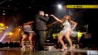 Baby Boy - Sean Paul y Beyoncé en VIVO HD