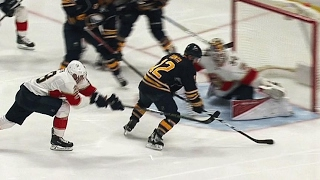 Gionta scores 15th of year in 1,000th game