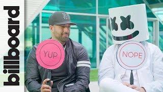 Marshmello & Moe Shalizi Play