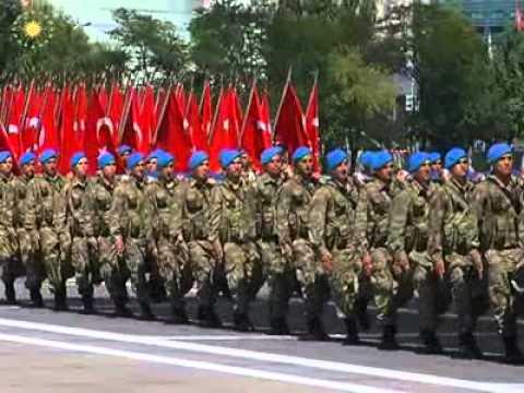30 Ağustos Zafer Bayramı Coşkusu 30.08.2011