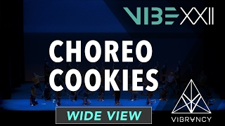 [2nd Place] Choreo Cookies | VIBE XXII 2017 [@VIBRVNCY 4K] #vibedancecomp
