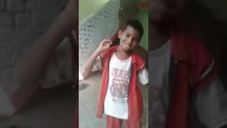 Children boy hot dance from malkhroda