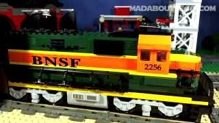 LEGO Burlington Northern Santa Fe 10133