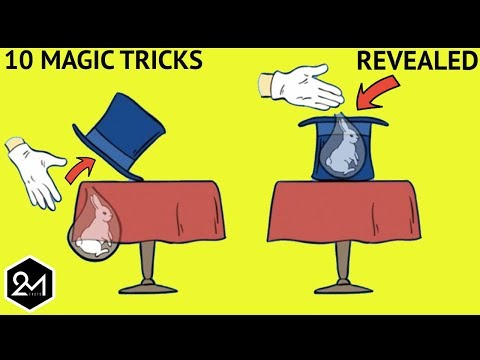 Xxx Mp4 Top 10 Greatest Magic Tricks Of All Time Revealed Part 2 3gp Sex