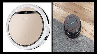 ► BESTE 5 STAUBSAUGER ROBOTER TEST 2019 ★ Eufy Robovac 11. Irobot Roomba, Medion Saugroboter
