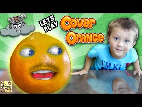 Chase & the Orange who s Annoying FGTEEV GAMEPLAY SKIT with COVER ORANGE iOS Game
