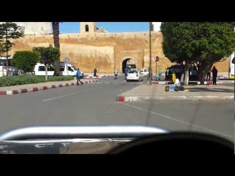 Video El jadida ma ville 4 Rue du souk et boulevard front de mer