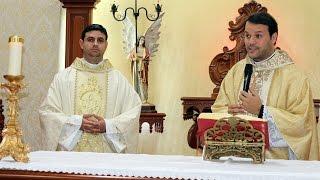 Missa com Padre Alessandro Campos _ ao vivo