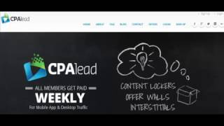 cpalead best cpa offer in the world