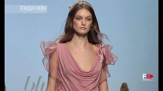 BLUGIRL Spring Summer 2012 Milan - Fashion Channel