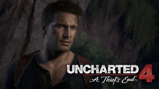 Uncharted 4: A Thief's End (The Movie)