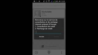 Avoir du crédit gratuitement avec Orange Sénégal