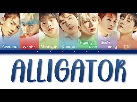 Xxx Mp4 MONSTA X 몬스타엑스 Alligator Indo Rom Han 가사 Color Coded Lyrics Sub Indo Baeyou 3gp Sex