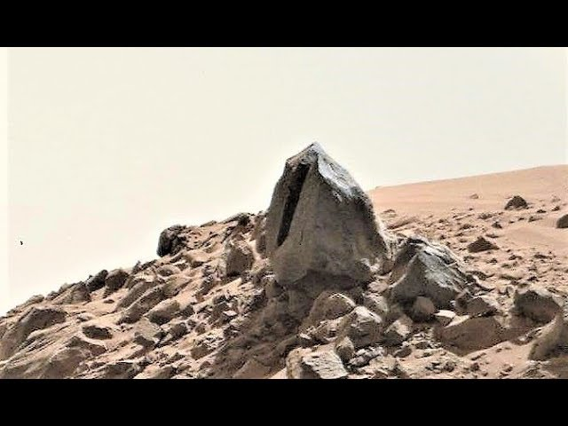 This is Mars 2018, Curiosity Rover