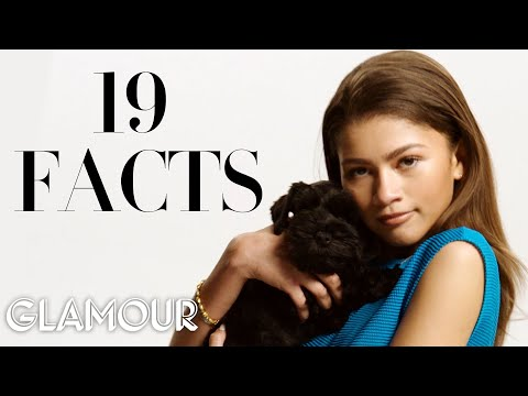 Zendaya: 19 Facts About Her 19-Year-Old Self | Glamour