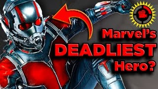 Film Theory: Marvel's Ant-Man Could KILL Us All!