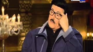 بيت العائلة - سمير غانم : دلال متقدرش تفتح بؤها معايا !!