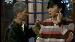 2007/10/11 The X Family 47: 唐禹哲Danson Tang鬼凤Gui Feng初次出场+预告