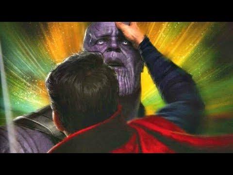 CRAZY Dr. Strange Thanos Fight REVEALED! - INFINITY WAR EXPLAINED