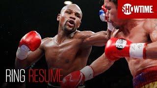 RING RESUME: Floyd Mayweather | SHOWTIME Boxing