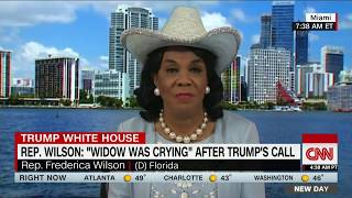Rep. Wilson: Trump didn't know slain soldier's name