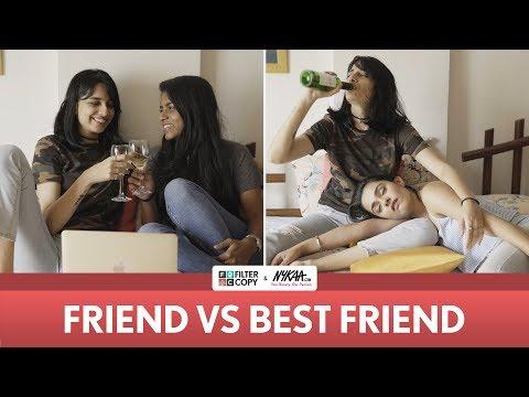 Xxx Mp4 FilterCopy Friend Vs Best Friend Ft Apoorva Arora Nayana Shyam And Madhu Gudi 3gp Sex