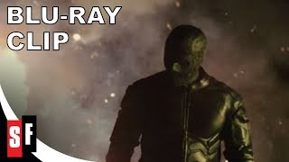Rendel: Dark Vengeance (2017) - Clip 2: Rendel Finds The VALA Chemical Records (HD)