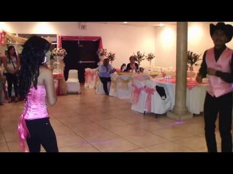 Alexa Y Alexis 15, Baile Duranguense,Baile Sorpresa
