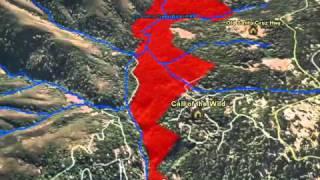 Google Earth Logging Flyover - NAIL