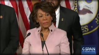 MAXINE WATERS JUST GOT HER ASS HANDED TO HER WITH SHOCKING NEWS OF WHERE SHE INVESTS HER PAYCHECK!!!