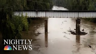 Fears Of Major Flooding In Aftermath Of Florence | NBC Nightly News