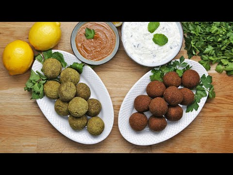 Xxx Mp4 FALAFEL 2 WAYS CLASSIC AND BAKED 3gp Sex