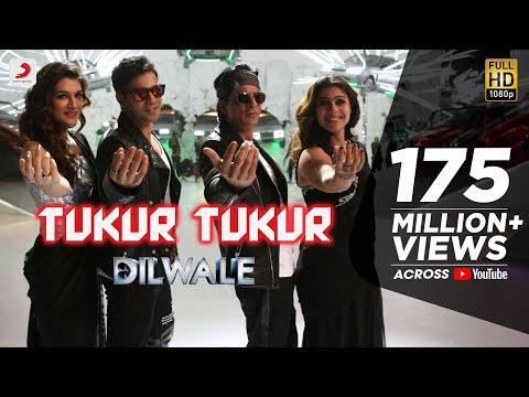 Xxx Mp4 Tukur Tukur Dilwale Shah Rukh Khan Kajol Varun Kriti Official New Song Video 2015 3gp Sex