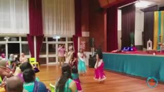 Wedding Bollywood dance by Arisha and her Aaja Nachle dancers!