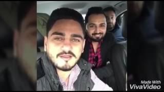 Sardool Sakinder,master Saleem, lakhwinder wadali,Kulwinder billa, and kamal khan blessing for raaz