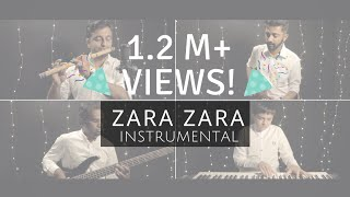 Zara Zara Bahekta Hai | Soulful Instrumental Cover | Rehnaa Hai Tere Dil Mein | RHTDM