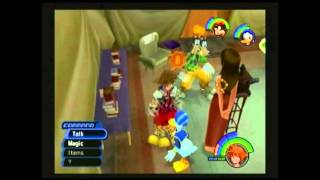 Lets Play Kingdom Hearts Part 6 - Jungle Fever With Tarzan