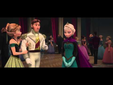 Frozen Anna Dan Permaisuri Salji (Party is Over-Bahasa Malaysia-Malay)