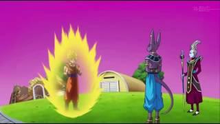 Dragon Ball Super:Episode 5(EnglishDub)-Part 2(Beerus vs Goku)