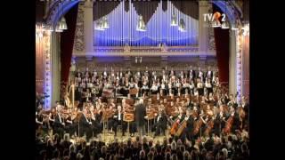 """Corul Filarmonicii George Enescu - Corul sclavilor evrei din opera """"Nabucco"""""""