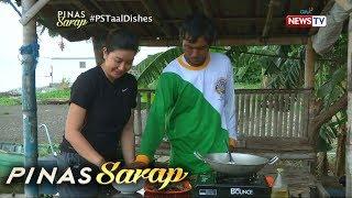 Pinas Sarap: Kara David, natutong manghuli ng tawilis sa Batangas!