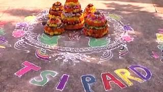 bathukamma celebrations at TSIPARD