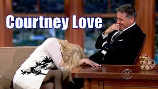 Courtney Love - She & Craig Have History - Only Appearance