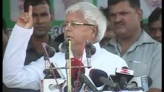 Bihar: Lalu, Nitish share dais after two decades