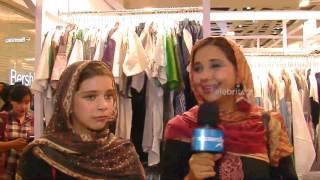 Hebihnya Ayu Azhari siapkan Baju Lebaran anak | Selebrita Pagi