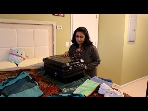Xxx Mp4 Finally My Packing Is Over For The Trip Indian NRI Family Simple Living Wise Thinking 3gp Sex